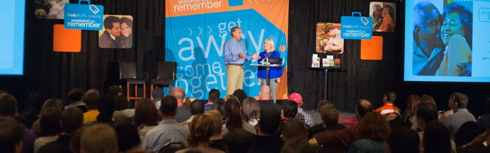Weekend to Remember marriage retreat